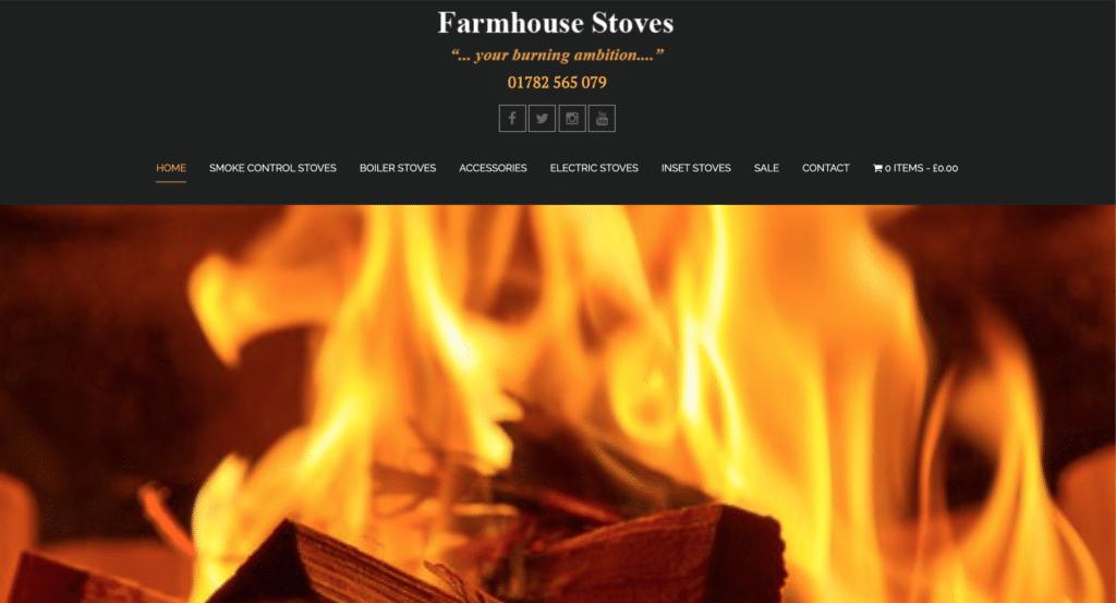 Farmhouse Stoves