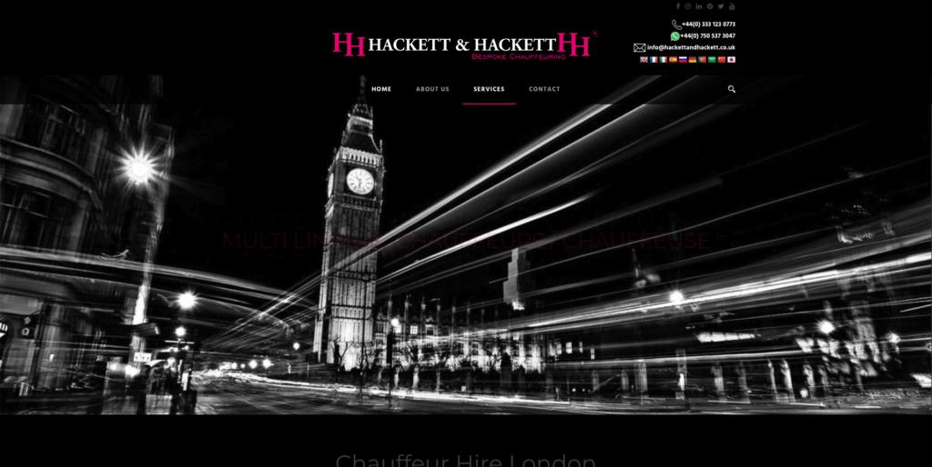 Hackett & Hackett