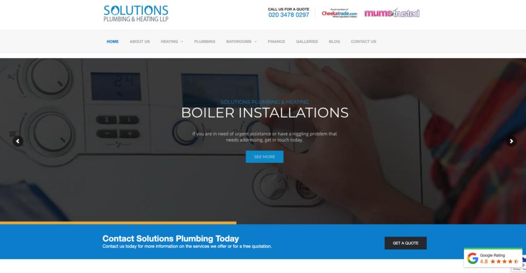 Solutions Plumbing