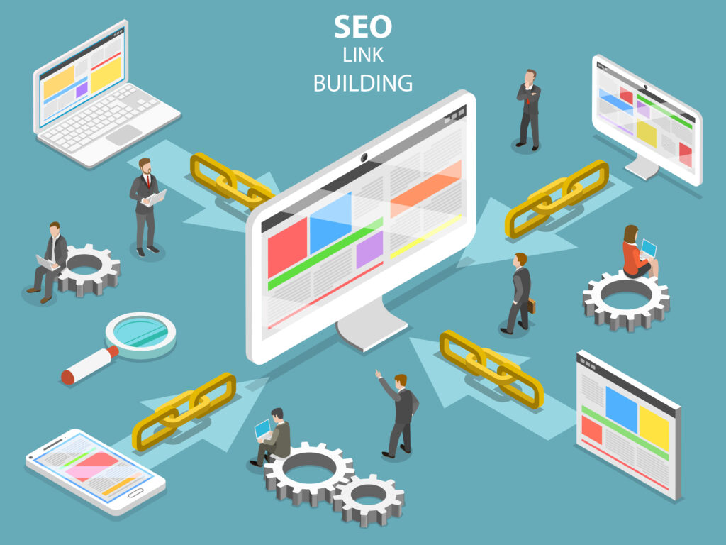 The Benefits of Link Building 3